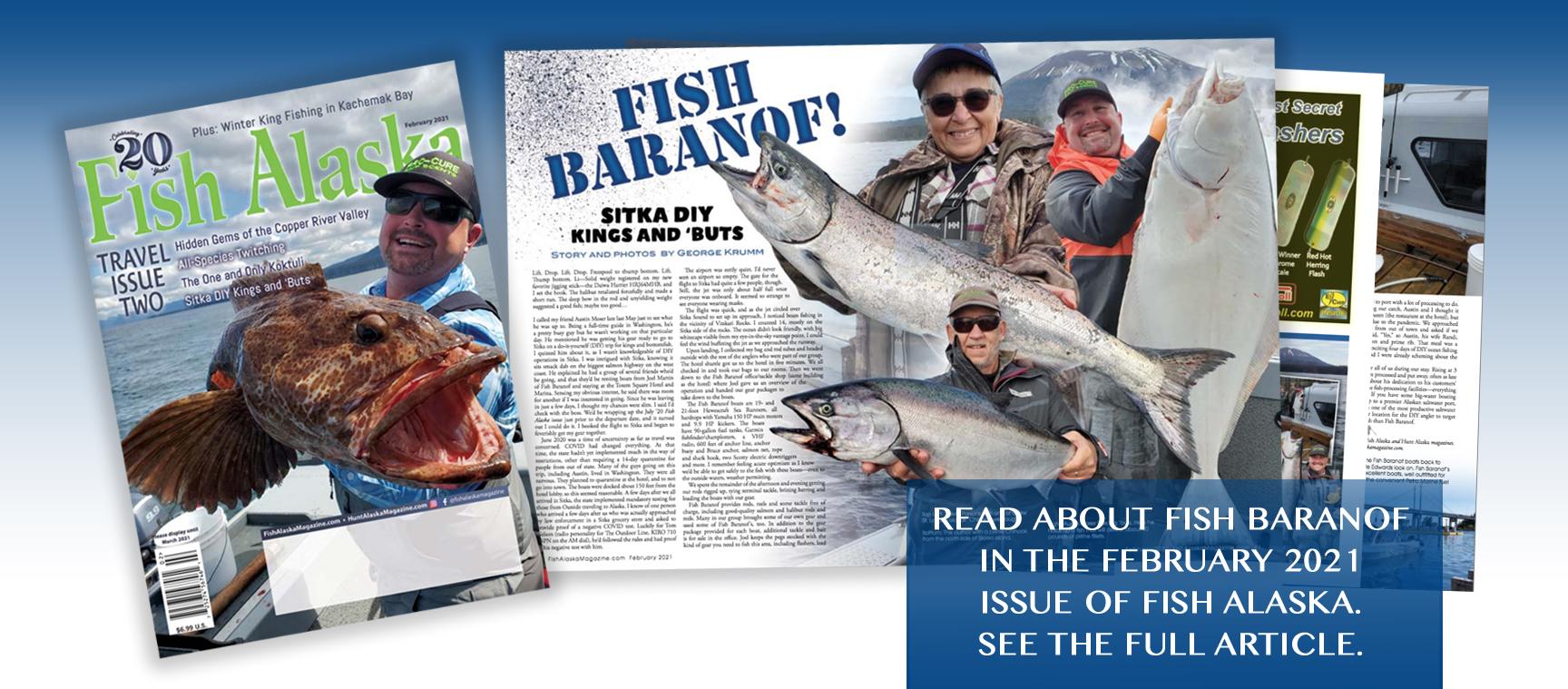 fish baranof